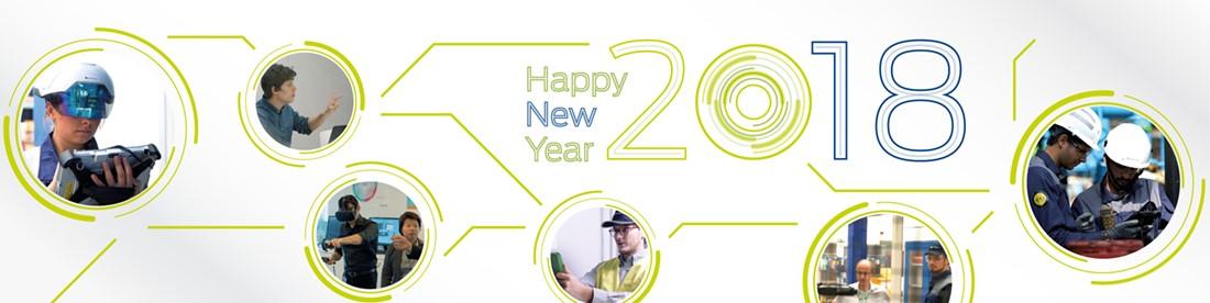 Happy New Year wünscht euch euer Redaktionsteam